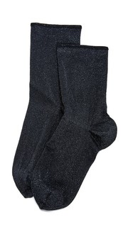 Блестящие носки Lian Wolford