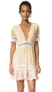 Мини-платье Alexa Saylor