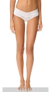 Кружевные трусики с низкой талией Bare Calvin Klein