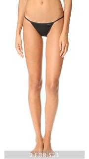 Плавки бикини Sleek на завязках Calvin Klein