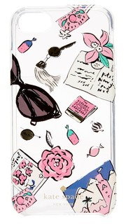 Чехол Scrapbook для iPhone 7 Kate Spade New York