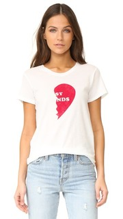 Базовая футболка Best Friends Right Heart Clayton