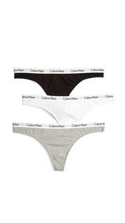 Набор из трех трусиков-танга Carousel Calvin Klein