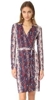 Платье-халат Jeannae Diane von Furstenberg