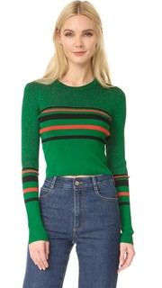 Пуловер с длинными рукавами Diane von Furstenberg