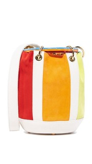 Маленькая сумка-ведро Olivia Edie Parker