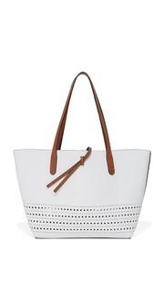 Двусторонняя объемная сумка с короткими ручками Key Biscayne Splendid