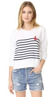 Футболка Stripes + Anchor Sundry