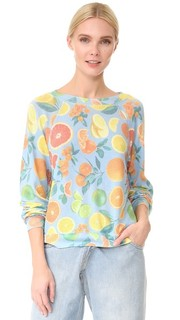 Пуловер Fresh Citrus Wildfox