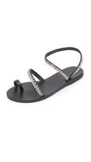 Сандалии Alpi Eleftheria из рафии Ancient Greek Sandals