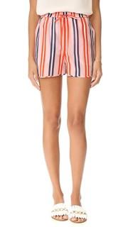 Пляжные шорты Diane von Furstenberg