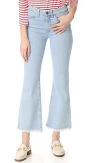 Расклешенные джинсы Lou M.I.H Jeans