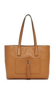 Большая объемная сумка Astor с короткими ручками Milly