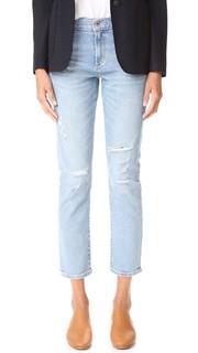 Узкие джинсы-бойфренды Isabel Agolde