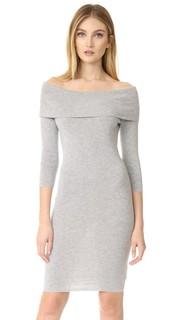 Платье-свитер с открытыми плечами Vance Cupcakes and Cashmere