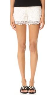 Кружевные шорты Estelle с зубчатыми краями Cupcakes and Cashmere