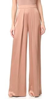 Широкие брюки с высокой талией Cushnie et Ochs
