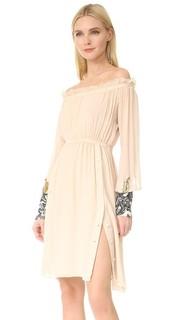 Платье с заниженными плечевыми швами Loyd/Ford