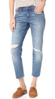 Узкие джинсы-бойфренды Madewell