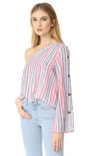 Блуза с открытым плечом Re:Named