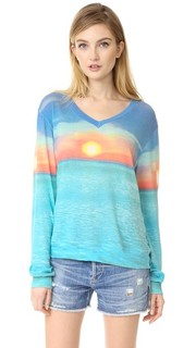 Пуловер Sunset Cruise Wildfox