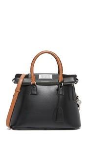 Кожаная сумка на ремне Maison Margiela