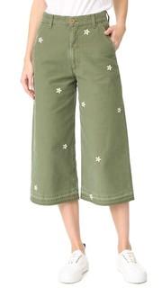 Укороченные брюки-карго Mash Siwy