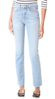 Прямые джинсы DIY 3x1