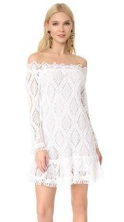 Платье с открытыми плечами Temptation Positano