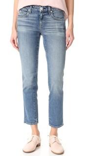 Укороченные прямые джинсы Kate AMO