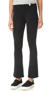 Расклешенные брюки David Lerner