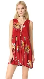 Платье-туника с принтом Lovely Day Free People