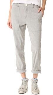 Непринужденные брюки Workwear James Perse