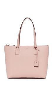 Объемная сумка с короткими ручками Lucie Kate Spade New York