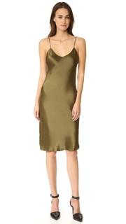 Короткое платье без рукавов Nili Lotan