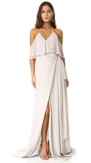 Вечернее платье Lauren с американской проймой Joanna August