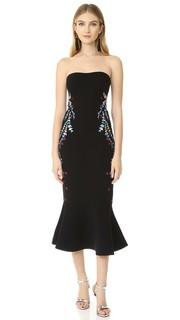 Платье с вышивкой Luna