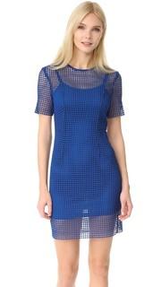 Кружевное платье Chain Diane von Furstenberg