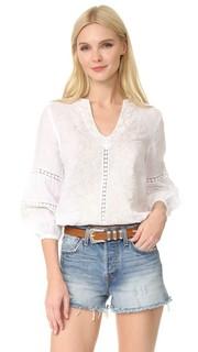 Блуза с вышивкой Temptation Positano