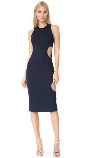 Платье-футляр без рукавов Dana Cushnie et Ochs