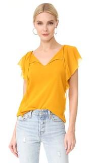 Блуза с короткими рукавами Fuzzi