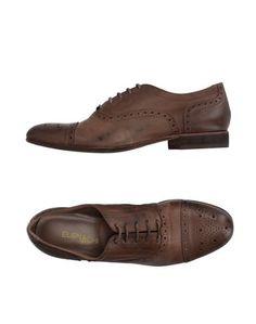 Обувь на шнурках Elena Iachi
