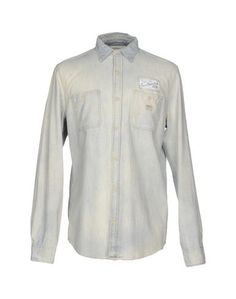 Джинсовая рубашка Denim & Supply Ralph Lauren