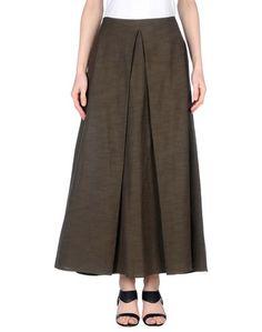 Длинная юбка Jupe DE Satin