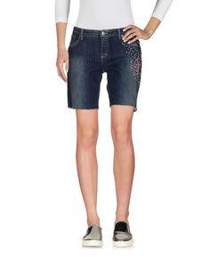 Джинсовые бермуды Blugirl Jeans