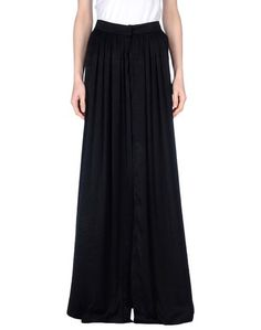 Длинная юбка Ann Demeulemeester