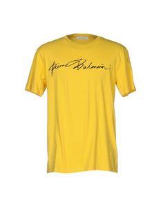 Футболка Pierre Balmain