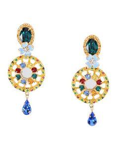 Серьги Dolce & Gabbana