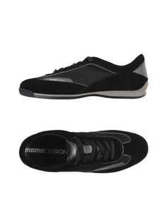 Низкие кеды и кроссовки Momo Design