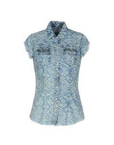 Джинсовая рубашка MET